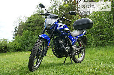 Мотоцикл Классик Musstang MT 200-8 2020 в Барановке