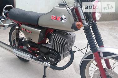 Мотоцикл Классик MZ ETZ 1991 в Николаеве