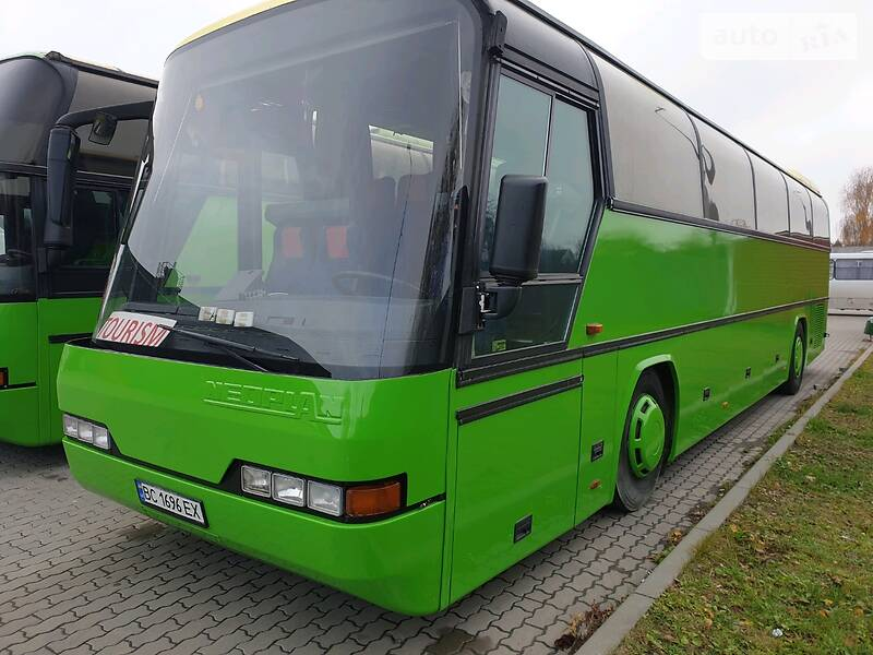 Neoplan 116 1996 в Львове