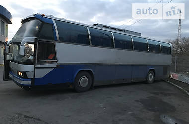 Туристический / Междугородний автобус Neoplan 116 1989 в Торецке