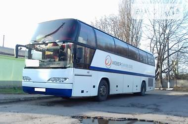 Туристический / Междугородний автобус Neoplan N 116 1997 в Виннице