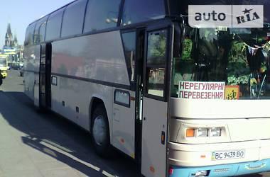 Туристический / Междугородний автобус Neoplan N 116 1991 в Львове