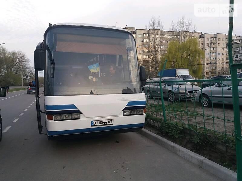 Туристичний / Міжміський автобус Neoplan N 212 1994 в Кременчуці