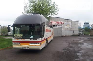 Neoplan N 516 2000 в Чернівцях