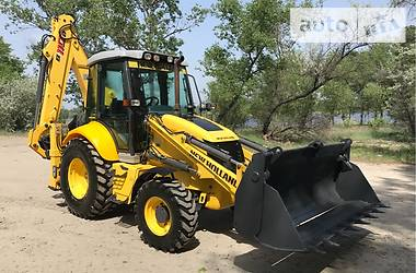 New Holland B 2009 в Кременчуге