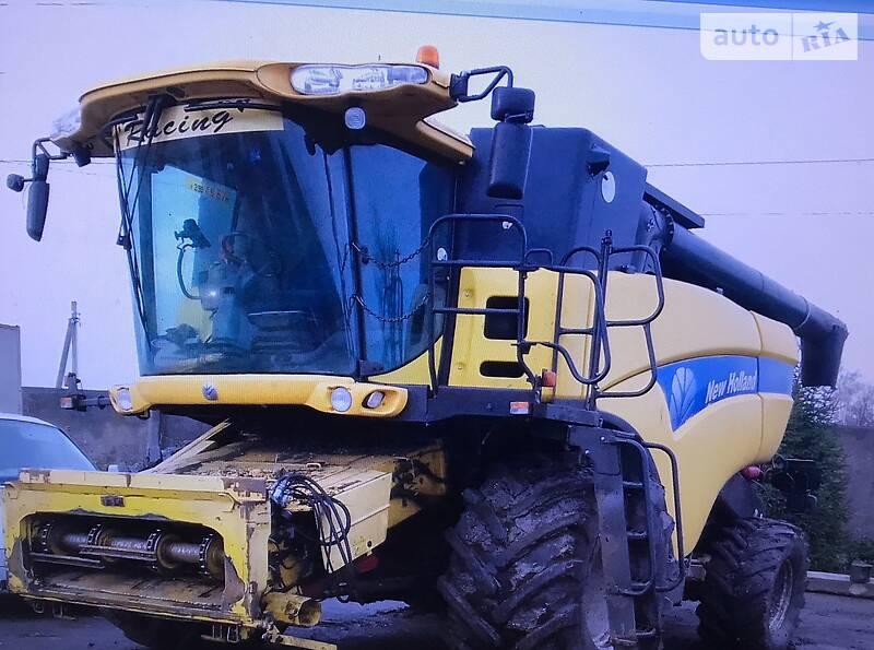 New Holland CX 8080 2011 в Петрове
