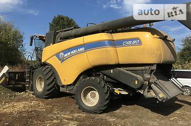 New Holland CX 2017 в Полтаве