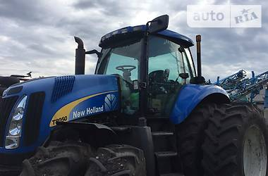 New Holland T T 8050 2008