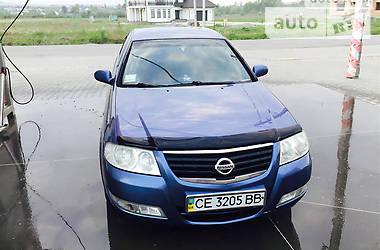 Седан Nissan Almera Classic 2006 в Черновцах