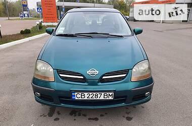 Nissan Almera Tino 2001 в Чернігові