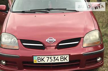 Nissan Almera Tino 2003 в Рівному