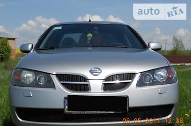 Nissan Almera 2003 в Ивано-Франковске