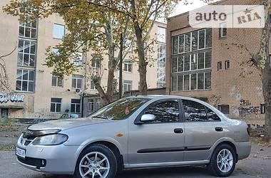 Седан Nissan Almera 2003 в Одессе
