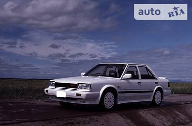 Nissan Auster CA18DET 1987