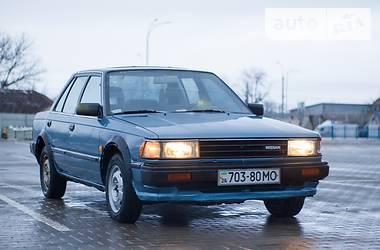 Nissan Bluebird 1985 в Черновцах