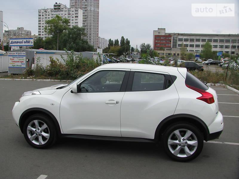 Nissan Juke 2012 года в Киеве
