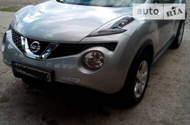Nissan Juke 2015 в Ивано-Франковске