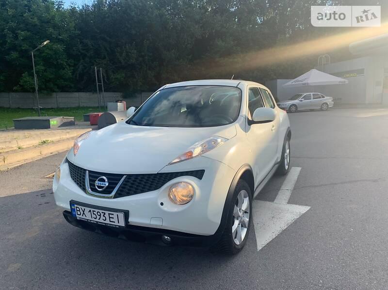 Nissan Juke 2012 в Хмельницком