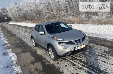 Nissan Juke sv