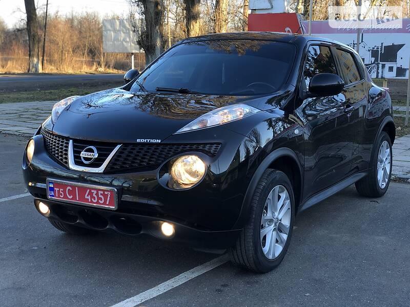 Nissan Juke SVIZOPRUHNANA