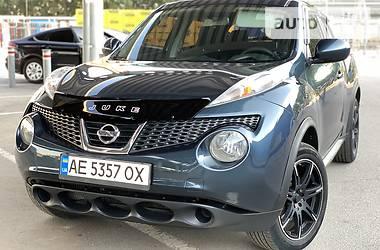 Позашляховик / Кросовер Nissan Juke 2013 в Дніпрі