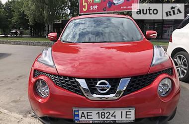 Универсал Nissan Juke 2017 в Днепре
