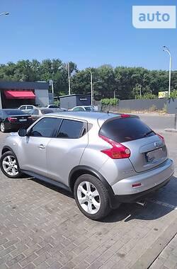 Позашляховик / Кросовер Nissan Juke 2011 в Дніпрі