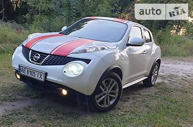 Позашляховик / Кросовер Nissan Juke 2012 в Дніпрі