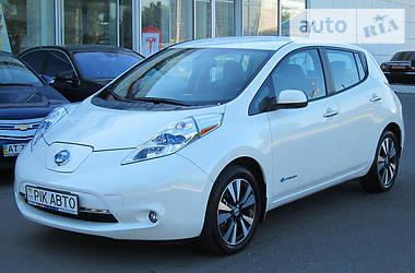 Nissan Leaf 2016 в Киеве