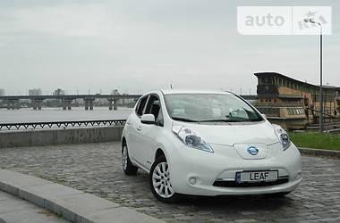 Nissan Leaf 2015 в Києві
