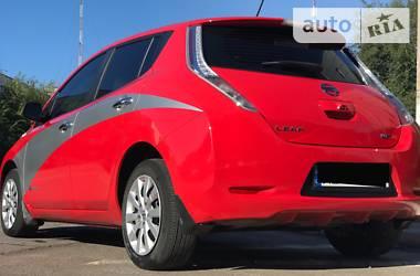 Nissan Leaf 2016 в Запорожье