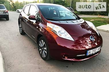 Nissan Leaf 2016 в Броварах