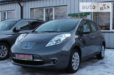 Nissan Leaf 2017 в Ровно