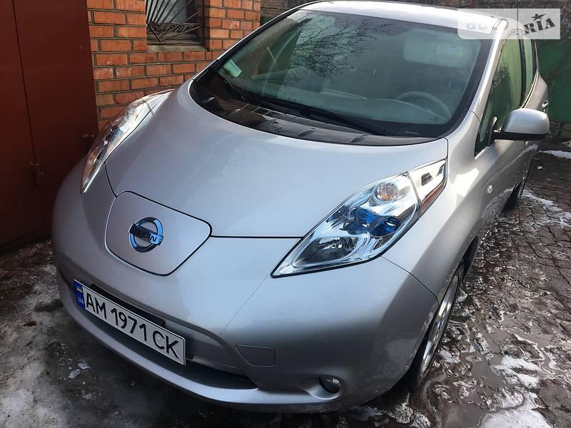 Nissan Leaf 2013 года в Житомире