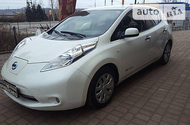 Nissan Leaf 2013 в Кривом Роге