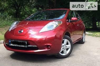 Nissan Leaf 2014 в Новояворовске