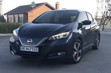 Nissan Leaf 2018 в Дніпрі