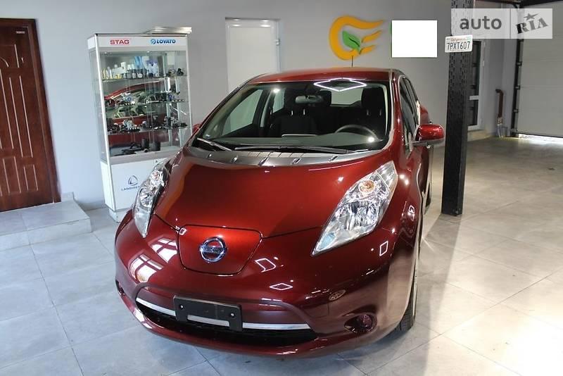 Nissan Leaf 2016 года в Киеве