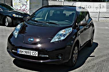 Nissan Leaf 2014 в Житомирі