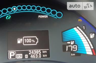 Nissan Leaf 2015 в Івано-Франківську