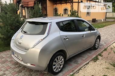Nissan Leaf 2013 в Калуше