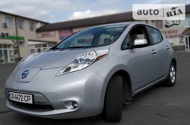 Nissan Leaf 2013 в Умани