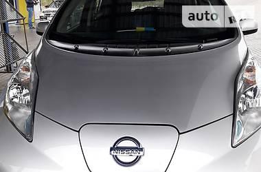 Nissan Leaf 2015 в Тернополе