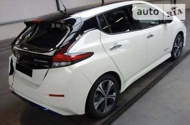 Nissan Leaf 2018 в Черновцах