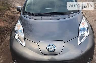 Nissan Leaf 2017 в Сокале