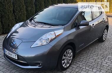 Nissan Leaf 2015 в Львове