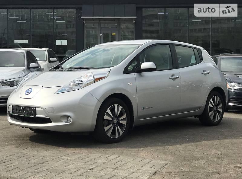 Nissan Leaf 2014 в Запоріжжі