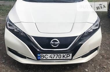 Nissan Leaf 2019 в Львові