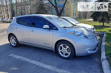 Nissan Leaf 2012 в Доброполье