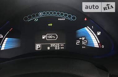 Nissan Leaf 2016 в Черкассах